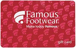 Famous Footwear_Gift Card_Shoes