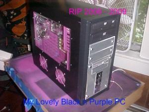 Custom Personal Computer Desktop