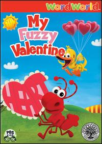 wordworld Fuzzy valentine