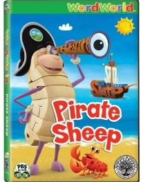 WordWorld Pirate Sheep