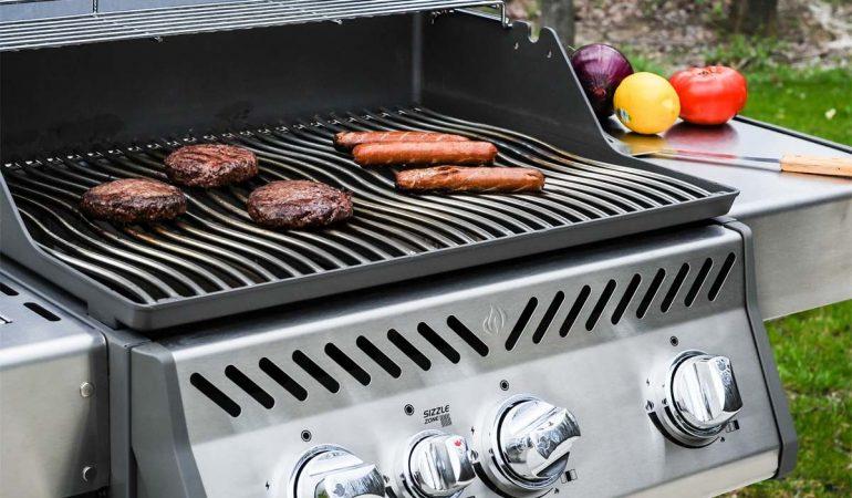 Modern Outdoor BBQ Grills