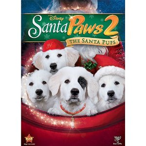 Disney Santa Paws 2 DVD