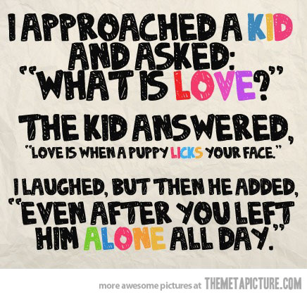 funny-love-quote-dogs-kids