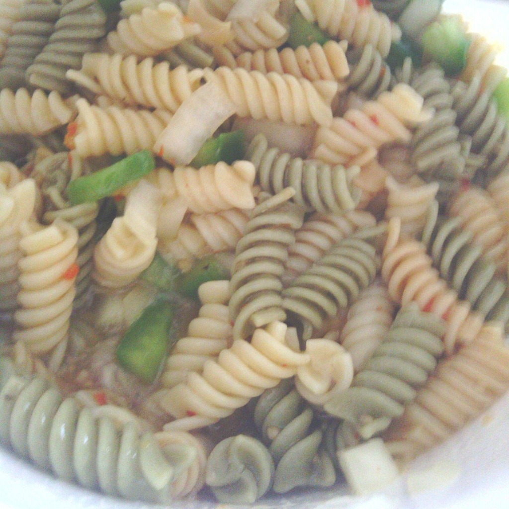 Easy to Make Pasta Salad