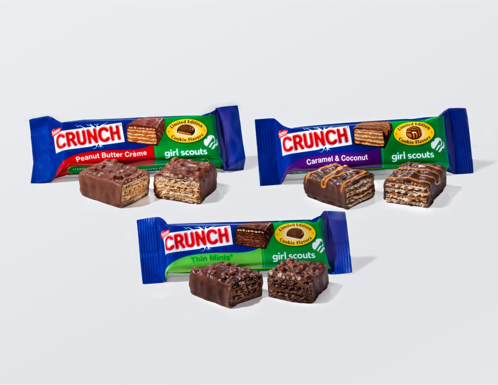 Nestle Crunch GS Bar Group 2