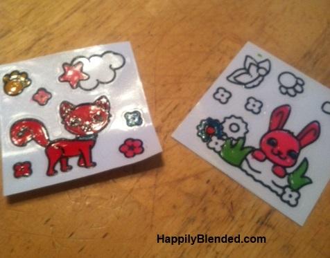 Gelarti Stickers