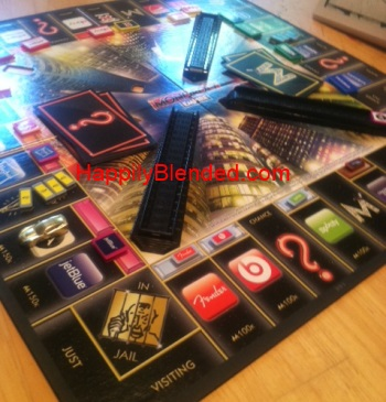 Monopoly Empire Board