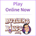 play bingo games at Butlersbingo.com