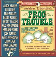 Frog Trouble