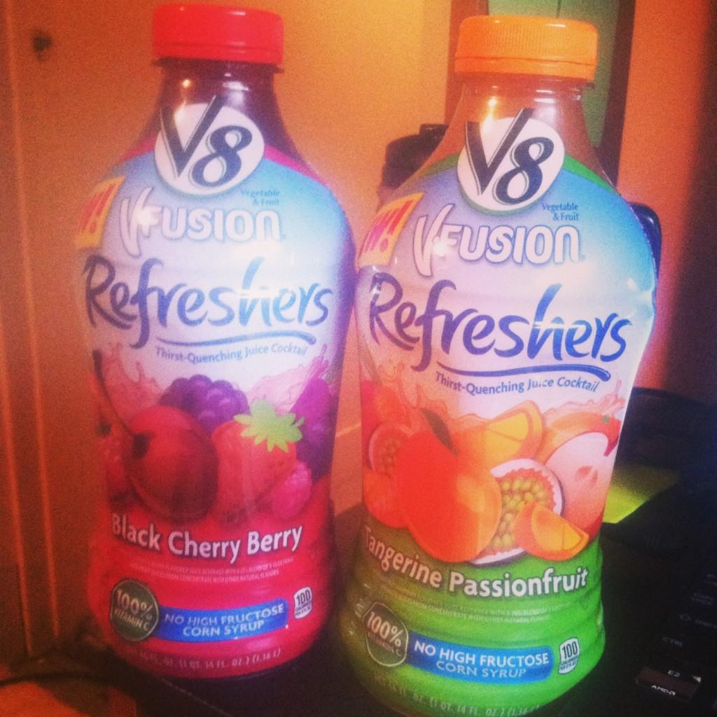 V8 Refreshers