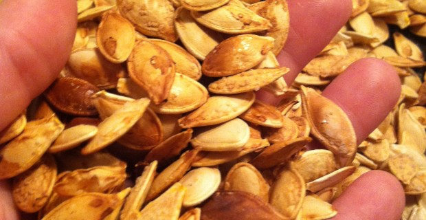 How Do I Roast Pumpkin Seeds?