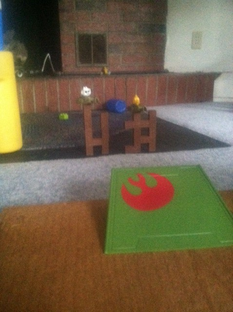 Angry Birds Telepods Setup