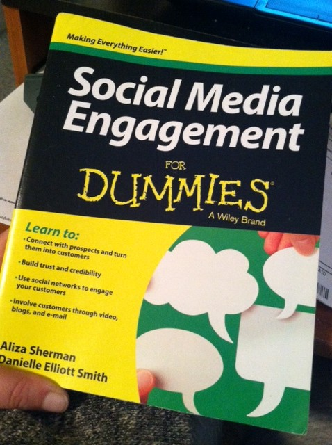 Social Media Enagement For Dummies