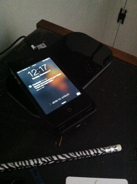 Duracell Powermat Charging System for iPhone