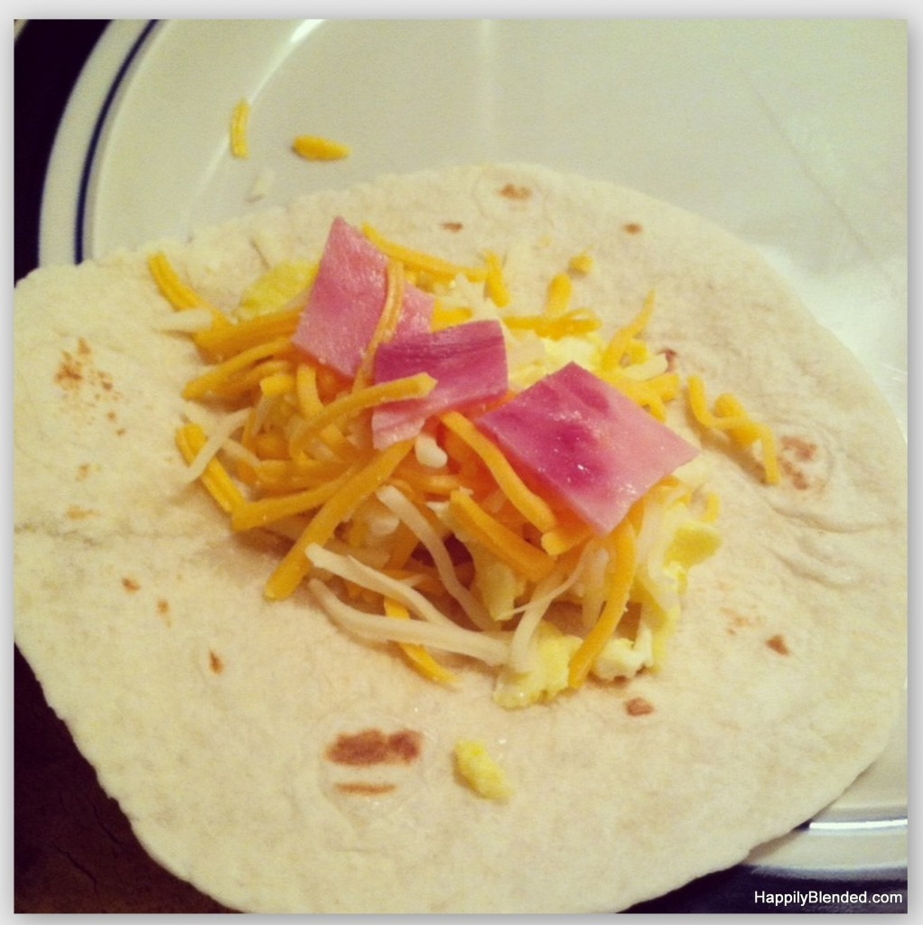 Breakfast Burritos to prepare and Freeze (1)