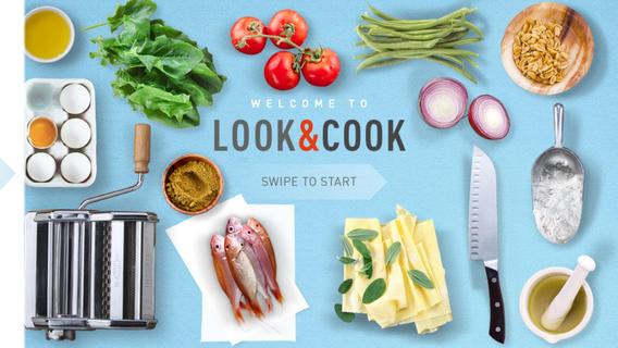 Look & Cook App
