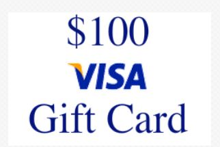 All Candy Containers giveaway away $100 Visa Gift Card
