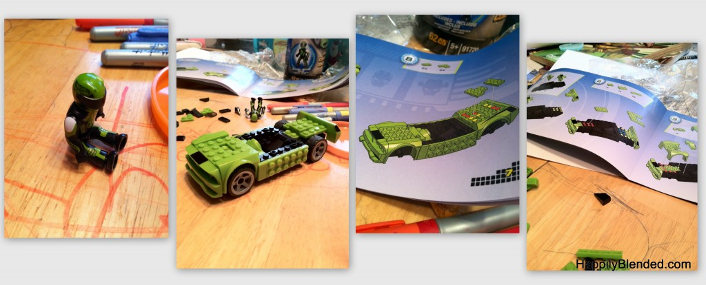 Mega Bloks Hot Wheels Giveaway HappilyBlended.com