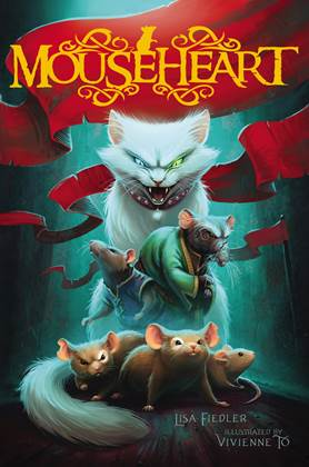Enter for Chance to Win copy of Book, MouseHeart