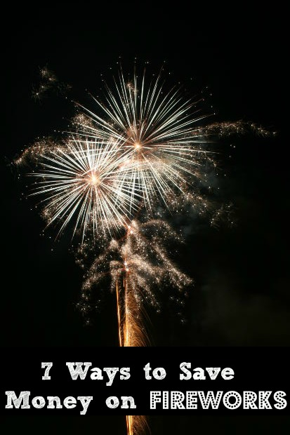 5 Ways to Save on Fireworks