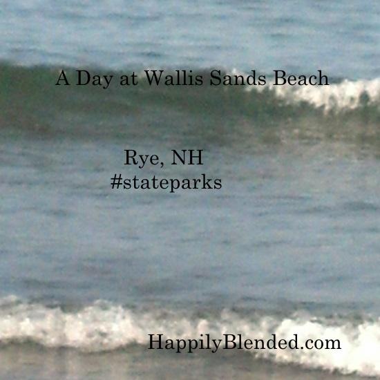 Wallis Sands Beach NH State Parks