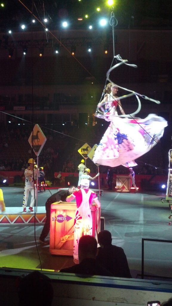 Ringling Bros and Barnum and Bailey Built to Amaze Show (2)