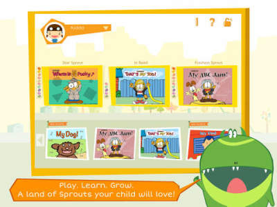 Make Learning Fun With Joy Sprouts – Free iPad App