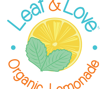 Leaf & Love Organic Lemonade is Sweet