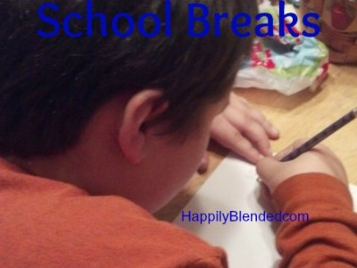 Kid Things to Do on School Break