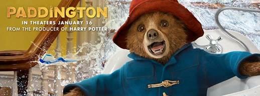 Paddington Movie Trailer #PaddingtonMovie