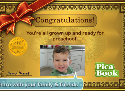 Pica Preschool App Review and Giveaway {2 Promo Codes}