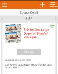 99 Cent Dozen Eggs with MyMixx