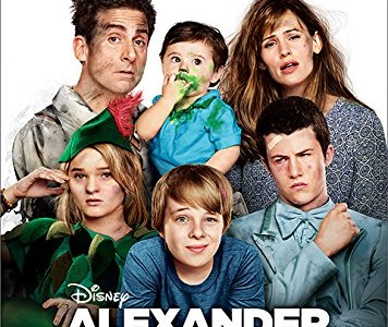 Alexander and the Terrible, Horrible, No Good, Very Bad Day Makes Me Laugh