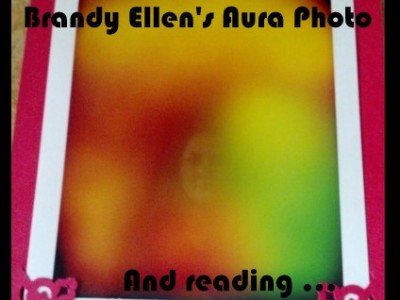 What an Experience! My Aura Photo and Reading