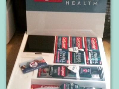 Colgate Enamel Health Prize Package Giveaway #ColgateEnamelHealth
