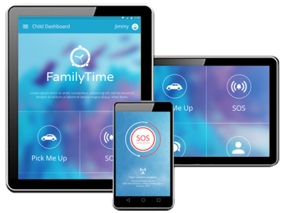 FamilyTime- Parental Control Software Promoting Friendly Parenting