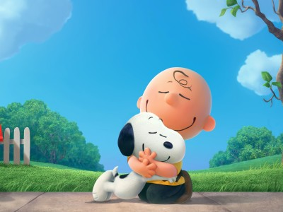 Happy Mother's Day #PeanutsMovie We Love Moms