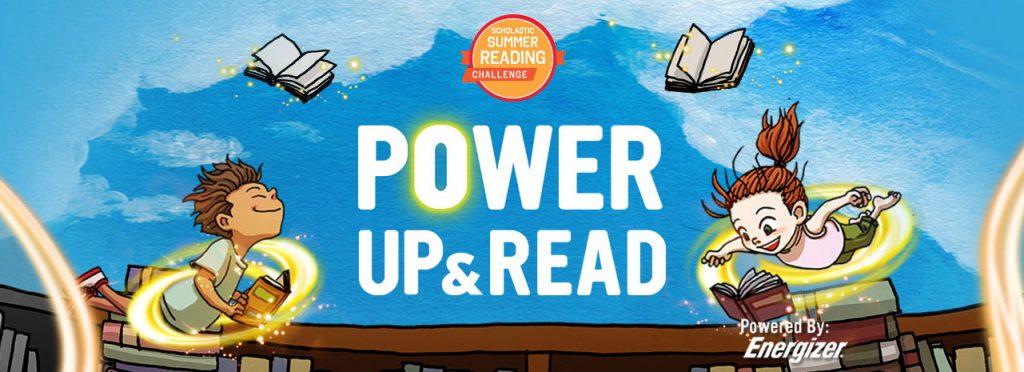 Scholastic Summer Reading Challenge 2015