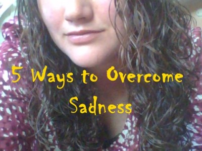 Don't Get Caught up in Your Own Sadness