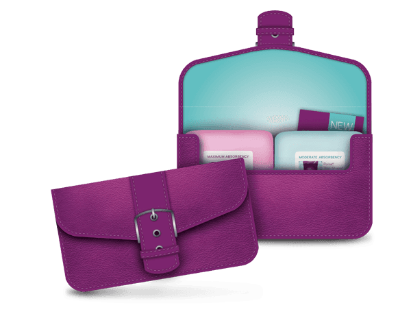 Poise free samples, Let's Talk LBL and Crafts #RecycleYourPeriodPad