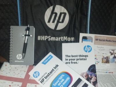 Thank Goodness for my HP Envy #HPSmartMom