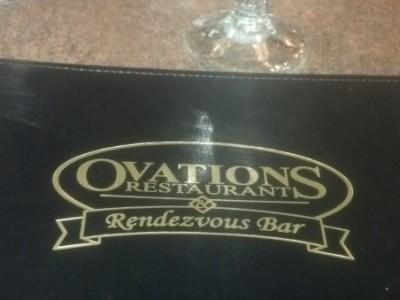 Ovations Restaurant inside Killington Resort Grand Hotel #KillingtonMoms #Beast365