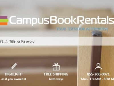 Attention College Goers – Rent your Textbooks