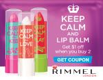 Keep Calm and Lip Balm