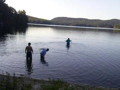 Still Swimming in September