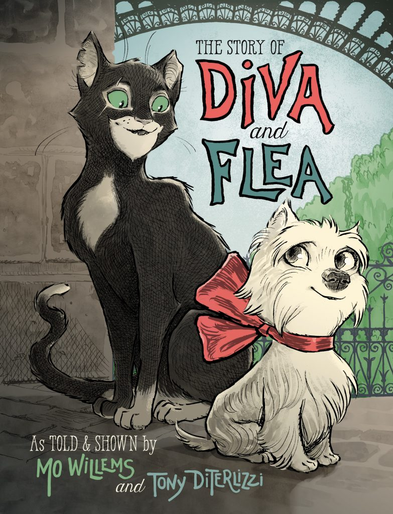 Diva and Flea Giveaway