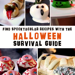 Spooktacular Recipes from Kraft
