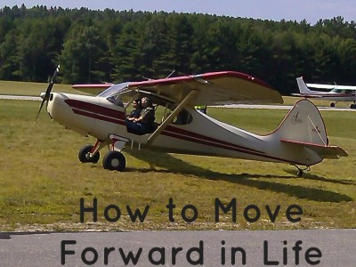 How to Move Forward in Life