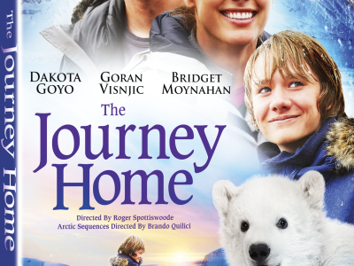 Giveaway Ends 10/29/2015: $25 Visa GC & The Journey Home DVD #ad #TheJourneyHome