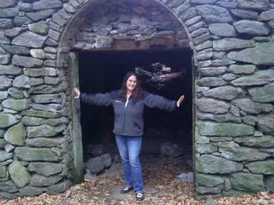 Madame Sherri in New Hampshire #castle #nh #travel